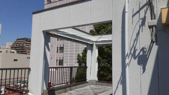 屋上スペースもある「レンタルサロン」